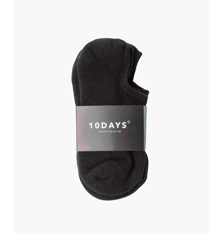 10Days 10Days Black Socks 2-Pack 21.930.9900