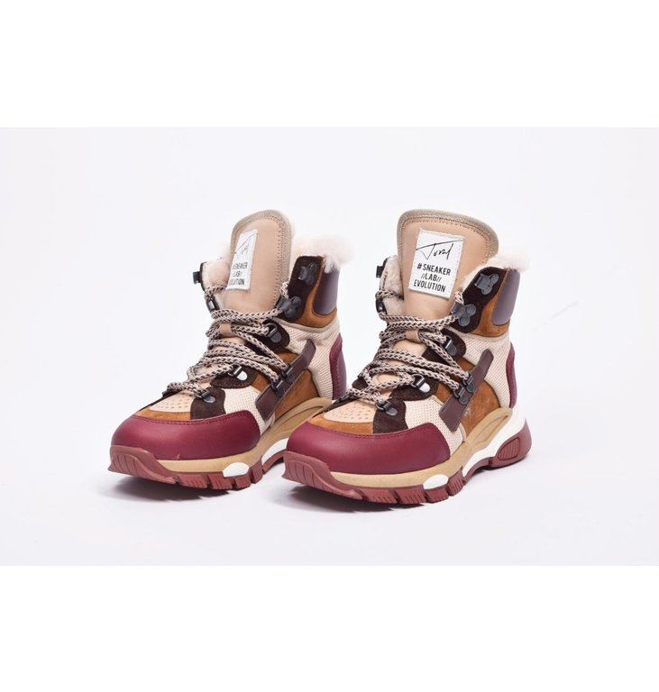 Toral Shoes Toral Shoes Multicolour Tech Berg Sneakers TL-12197/B