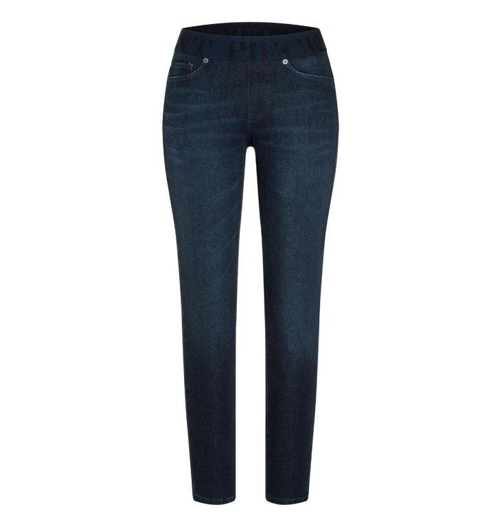 Cambio Cambio Denim Blue Philia Jeans 9125-0001-12
