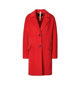 Marc Cain Marc Cain Red Coat MA1118-W06