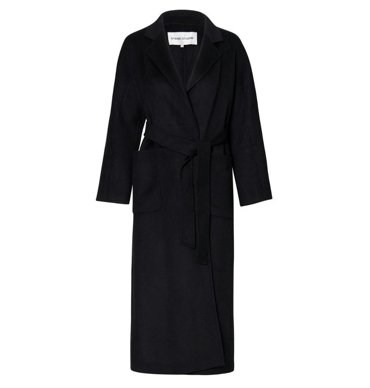 Stand Stand Black Coat Claudine