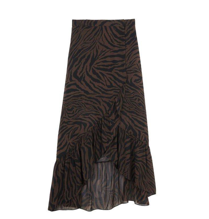 Ba&sh Ba&sh Brown Skirt Salvi