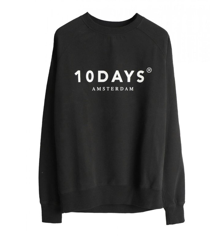 10Days 10Days Black THE SWEATER 21.811.9900