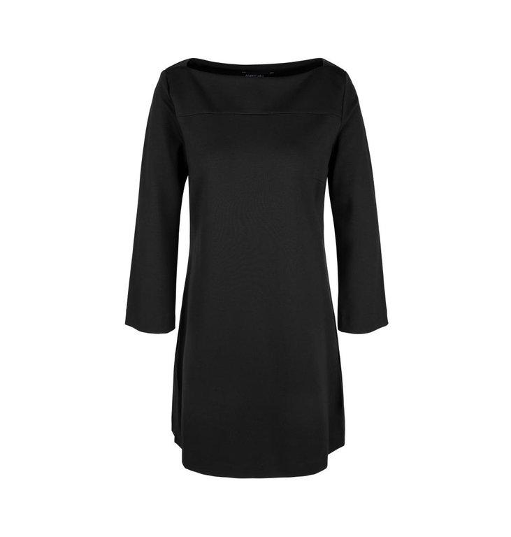 Marc Cain Marc Cain Black Tunic Dress +E5410-J24