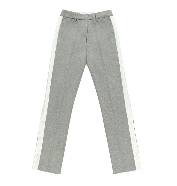 Essentiel Antwerp Essentiel Antwerp Grey Pants Vowels