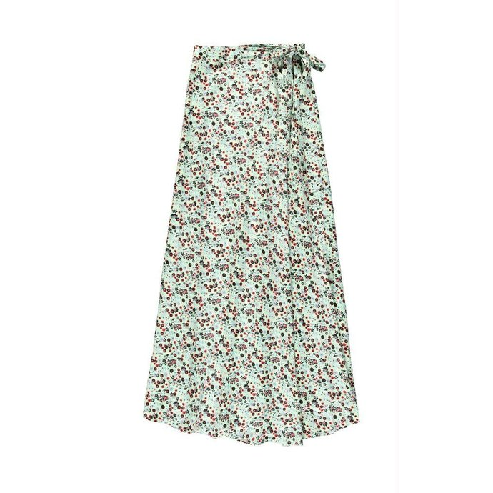 Essentiel Antwerp Mint Green Skirt Voluptuous