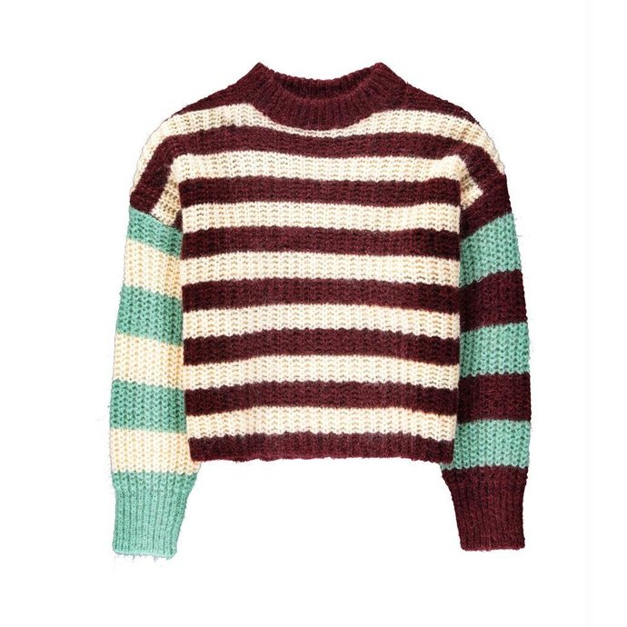 Essentiel Antwerp Striped Knit Vietnam