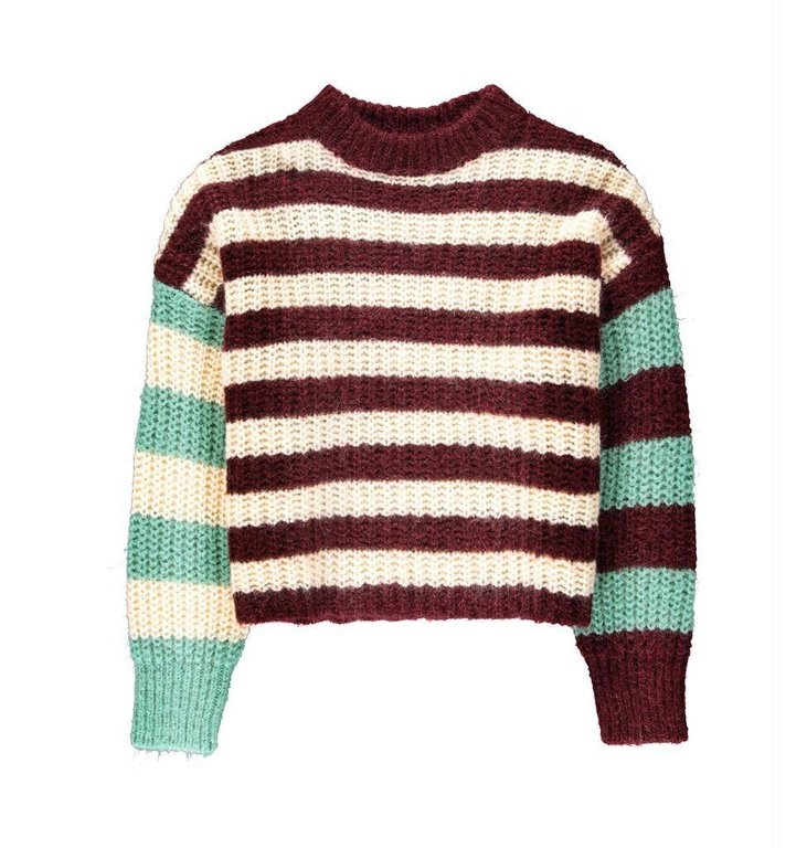 Essentiel Antwerp Essentiel Antwerp Striped Knit Vietnam