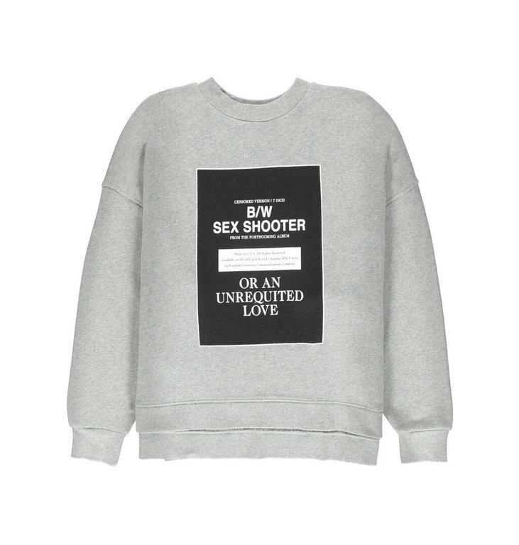 Essentiel Antwerp Essentiel Antwerp Grey Sweater Vurene