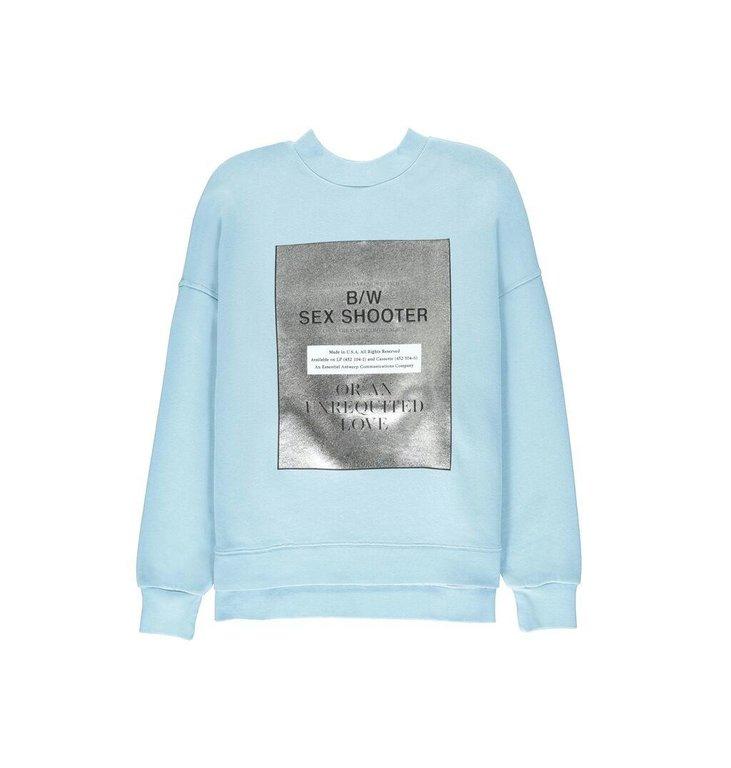 Essentiel Antwerp Essentiel Antwerp Blue Sweater Vurene