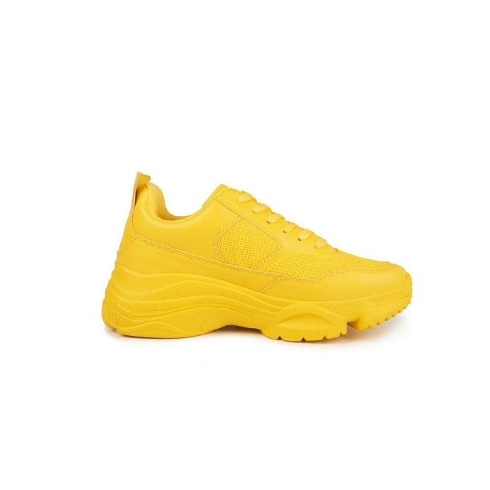 Essentiel Antwerp Yellow Sneaker Vultra