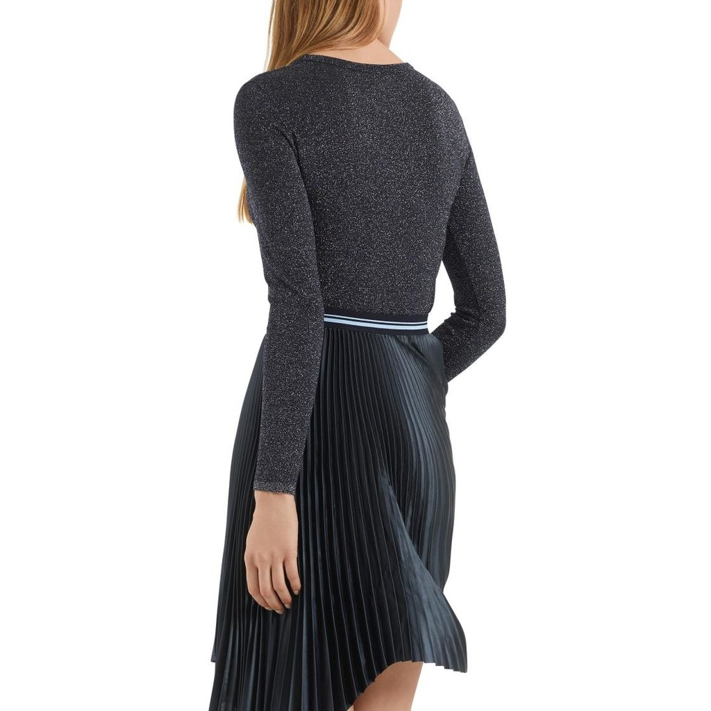 Marc Cain Navy Knit NC4122-M09