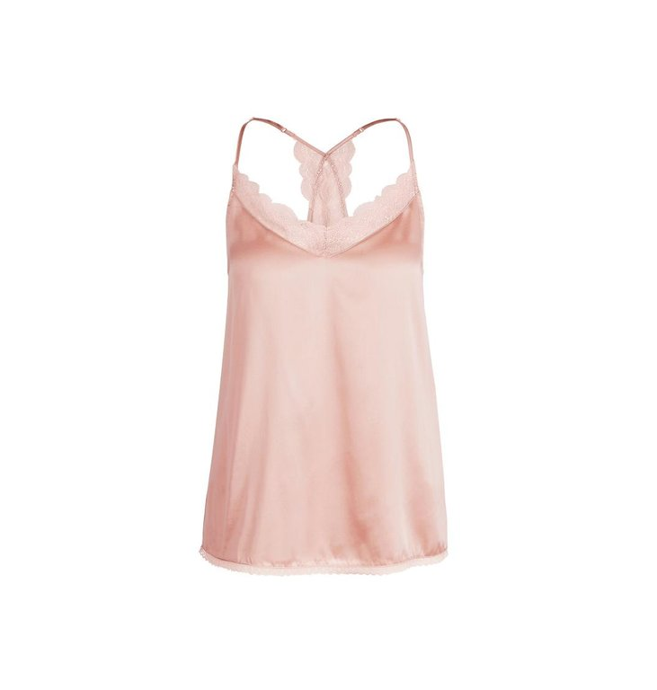 Marc Cain Marc Cain Pink Camisole Top NC6102-W10