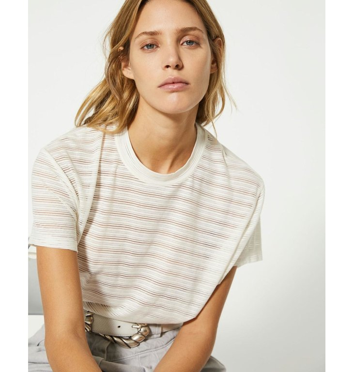 IRO IRO Off White T-Shirt Kadina