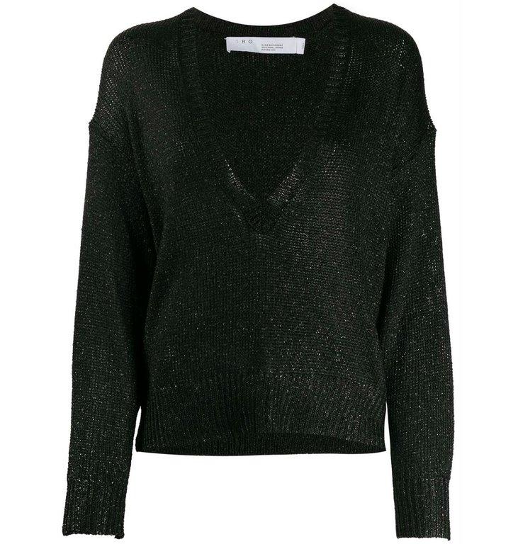 IRO IRO Black Knit Nanga