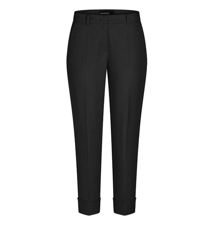 Cambio Cambio Black Krystal Trousers 6018-0300-00