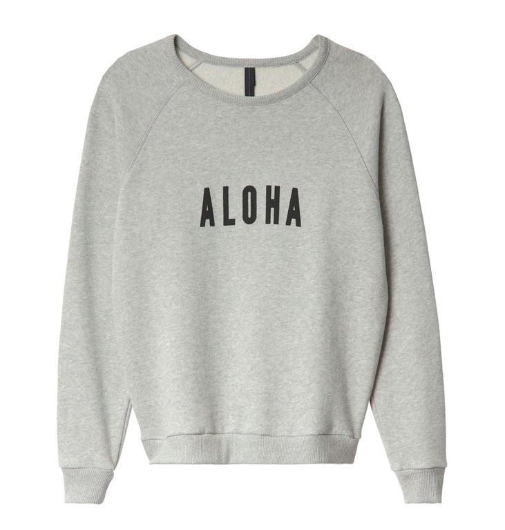 10Days 10Days Light Grey Melee Sweater Aloha 20.800.0201