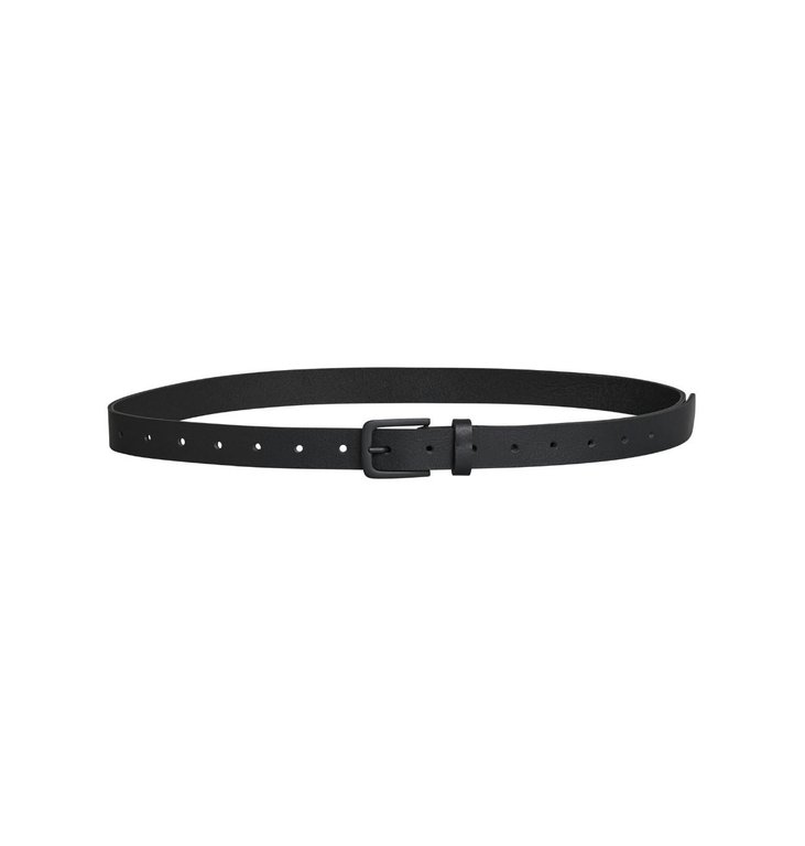 10Days 10Days Black Leather Belt 20.942.0201