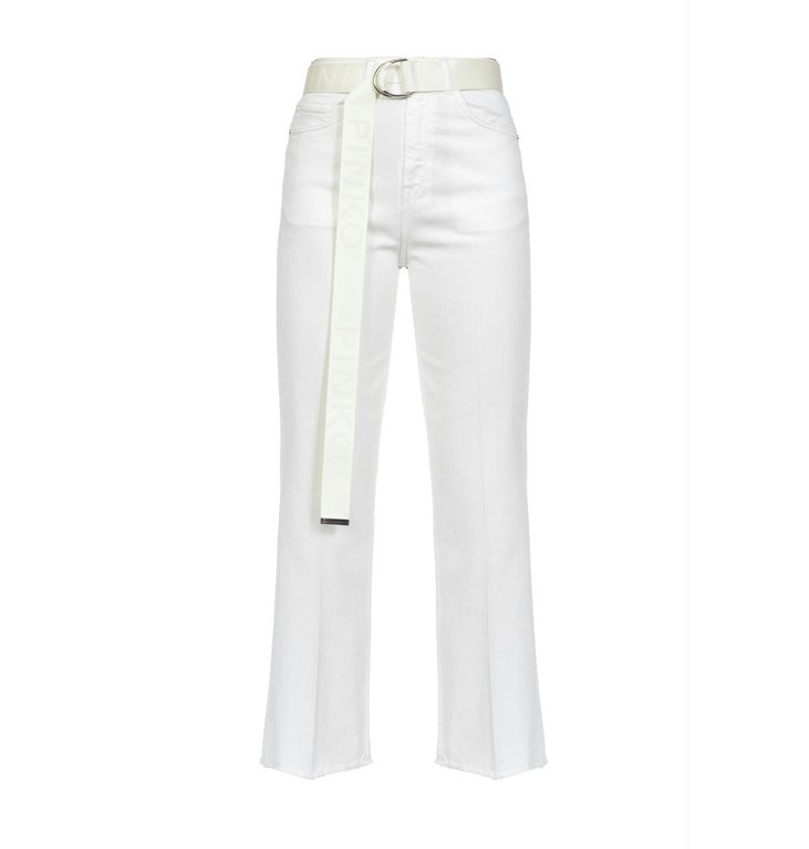 Pinko Pinko White Jeans Felicity