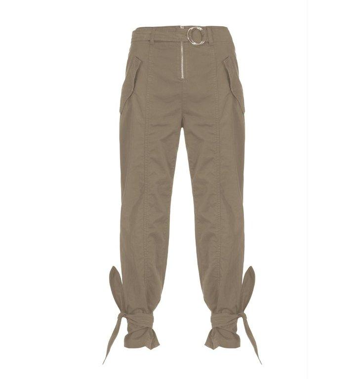 Pinko Pinko Camel Pantalon Preston2