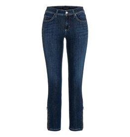 Cambio Cambio Denim Blue Parla Zip Jeans 9164-0094-13