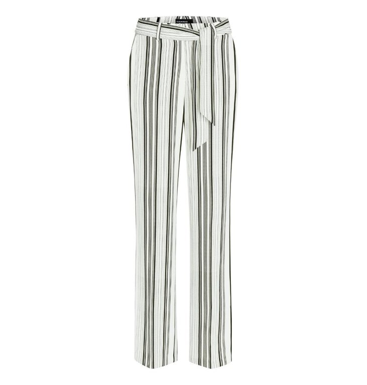 Cambio Cambio Striped Malice Pants 6719-0373-01