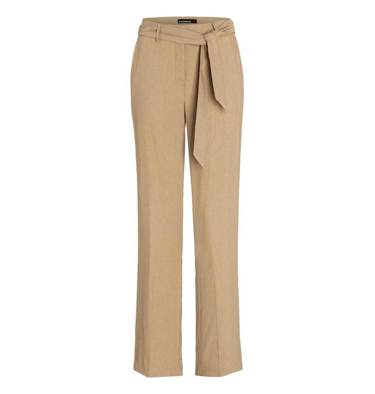 Cambio Cambio Camel Malice Trousers 8010-0373-01