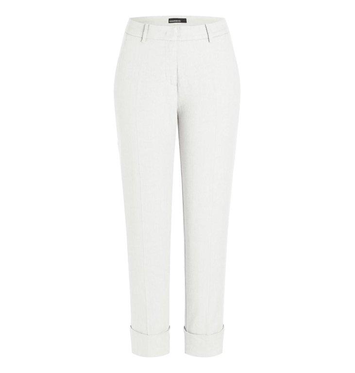Cambio Cambio White Krystal Pants 8003-0300-00