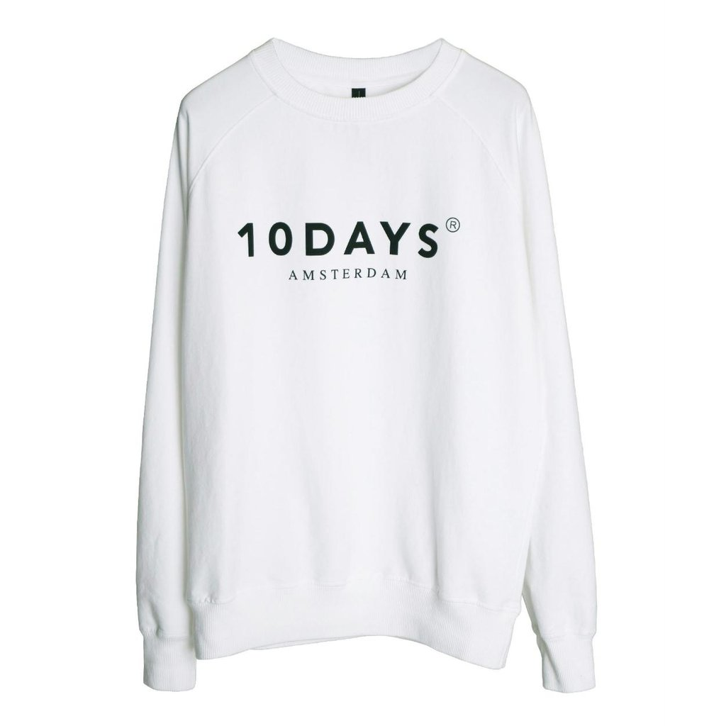 10Days White THE SWEATER 21.811.9900