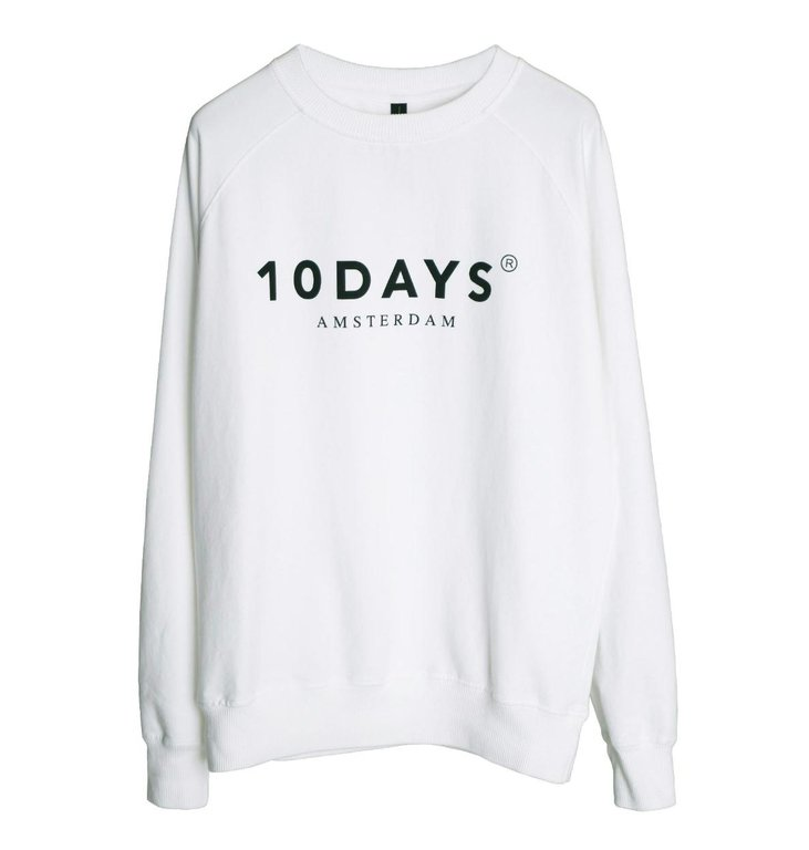10Days 10Days White THE SWEATER 21.811.9900