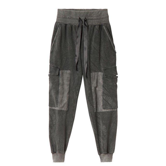 10Days Brown Grey Jogger Fade Out Leaf 20.059.0201/1