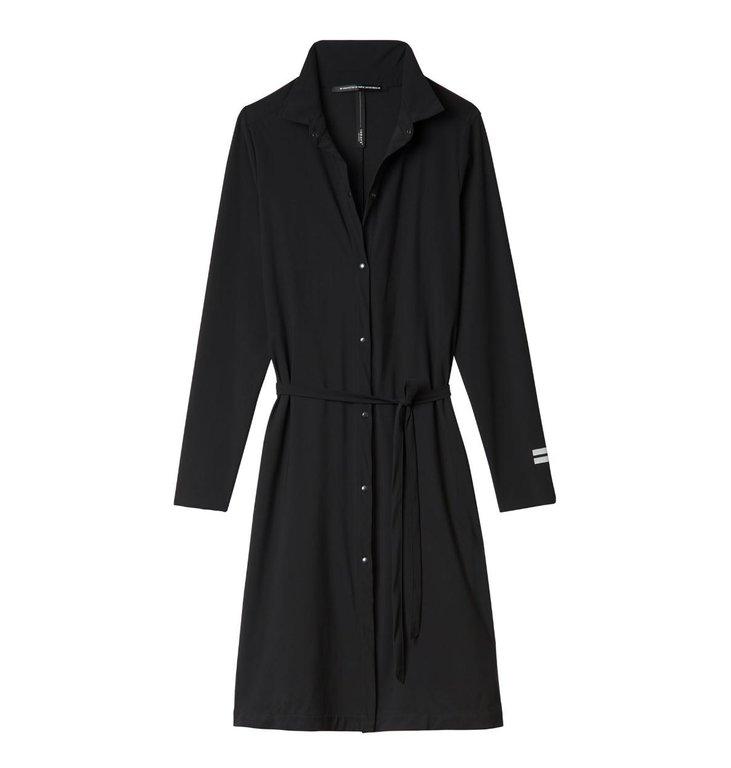 10Days 10Days Black Shirt Dress 20.338.0201/1