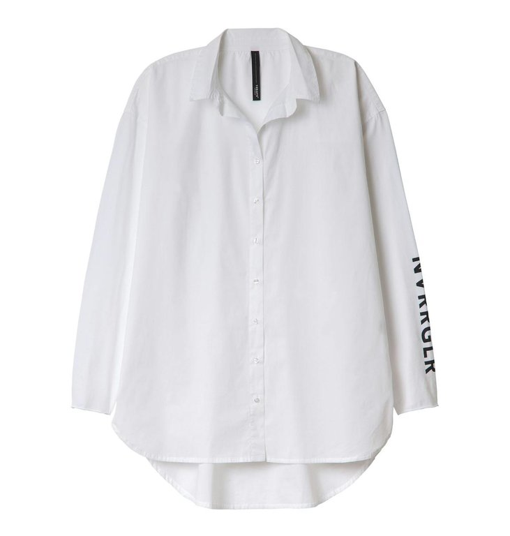 10Days 10Days White Tunic Shirt 20.400.0201/1