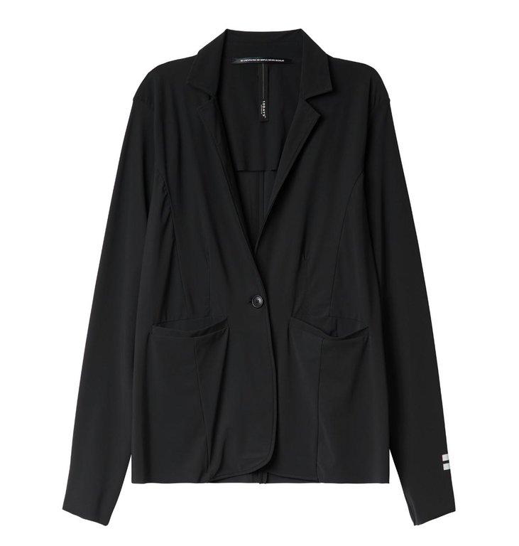 10Days 10Days Black Blazer Banana Sleeve 20.510.0201/1