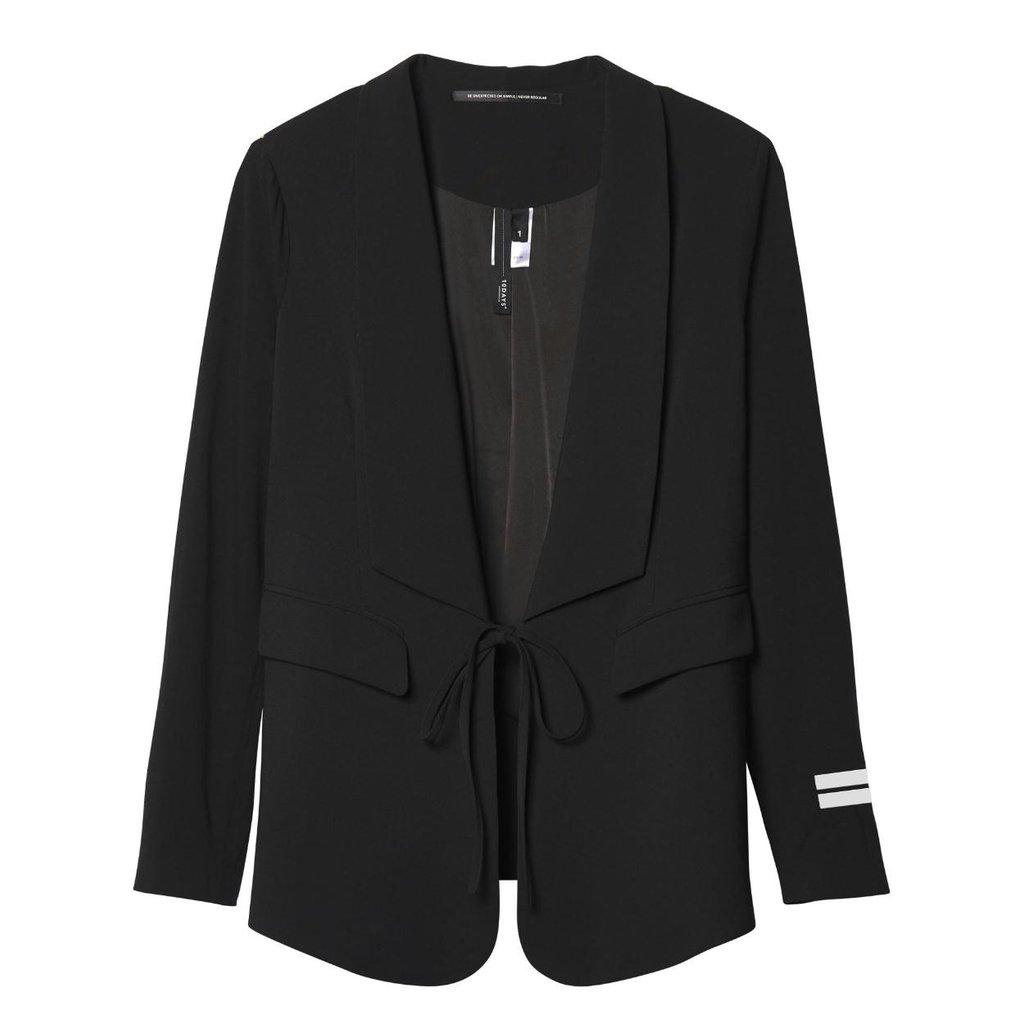 10Days Black Essentials Blazer 20.501.9900