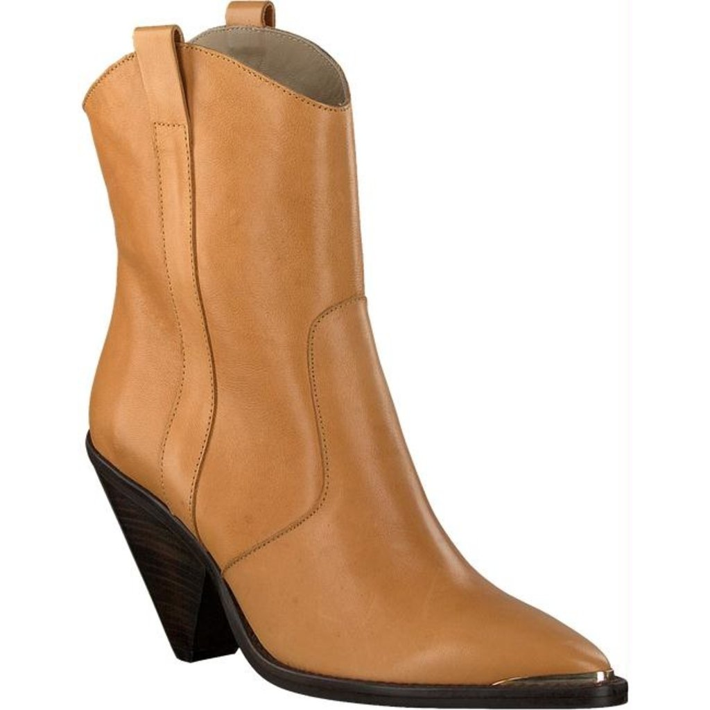 Toral Shoes Camel Cowboy Boots Leather TL12031