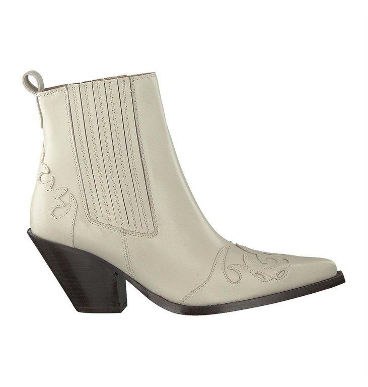 Toral Shoes Toral Shoes Ecru Cowboy Boots TL12358