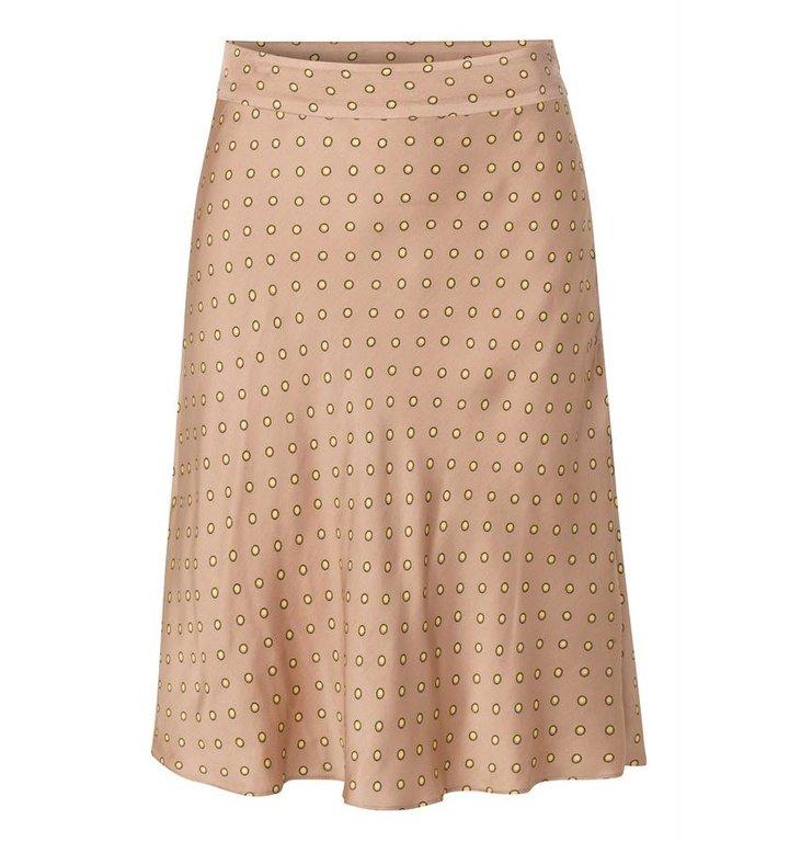 Second Female Second Female Beige Skirt Berri Short