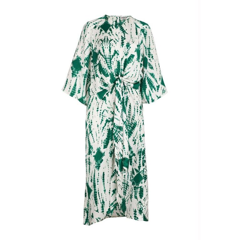 Essentiel Antwerp Essentiel Antwerp Green Dress Vrat