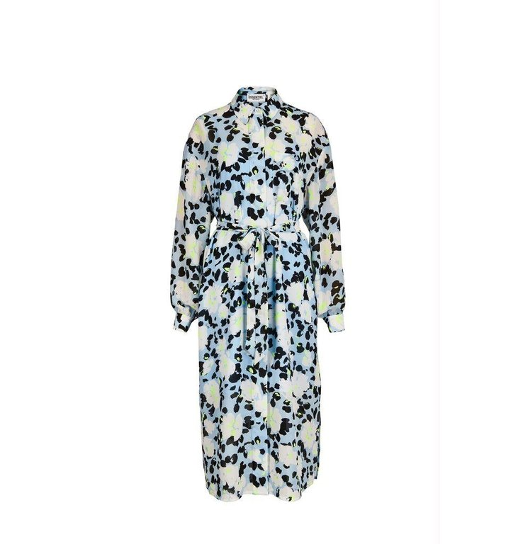 Essentiel Antwerp Essentiel Antwerp Blue Dress Voho
