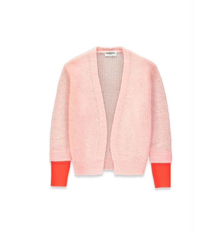 Essentiel Antwerp Essentiel Antwerp Pink Cardigan Vunglasses