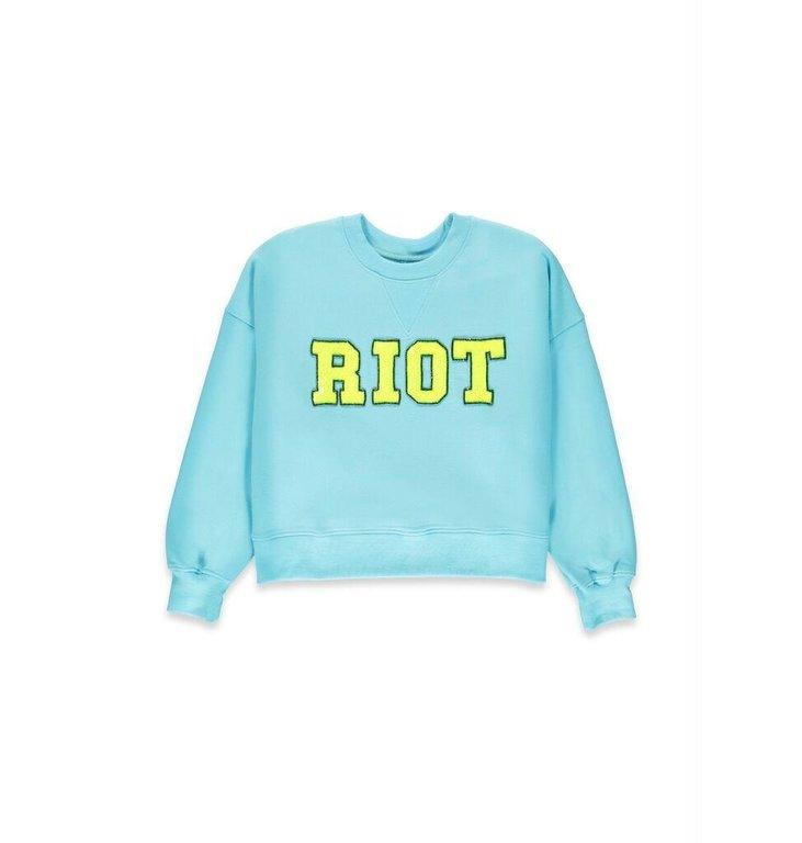 Essentiel Antwerp Essentiel Antwerp Blue Sweater Viot
