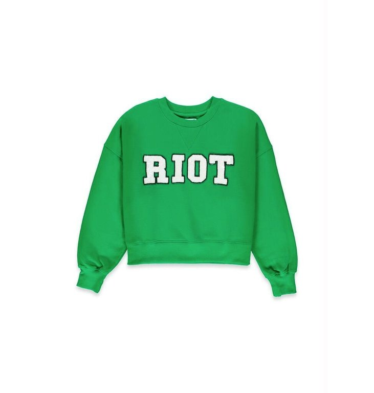 Essentiel Antwerp Essentiel Antwerp Green Sweater Viot