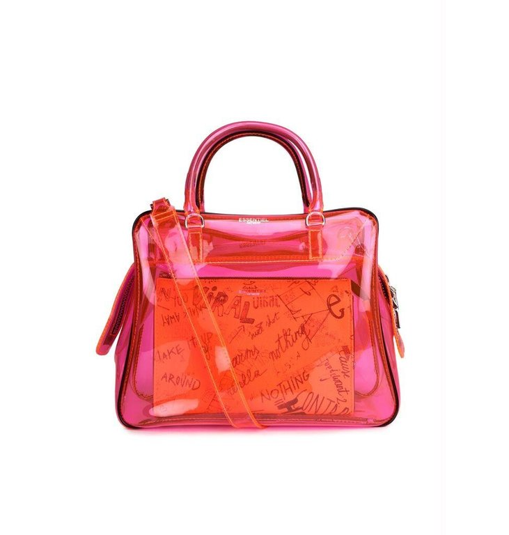 Essentiel Antwerp Essentiel Antwerp Pink Bag Varouska