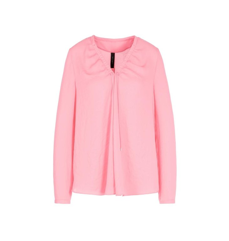 Marc Cain Marc Cain Pink Blouse NC5115-W39
