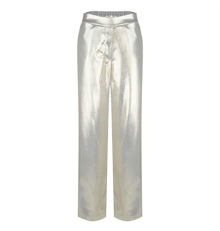 Chptr S Chptr S Gold Pants The Barcelona