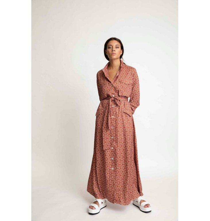 Chptr S Chptr S Roest Dress The Rome
