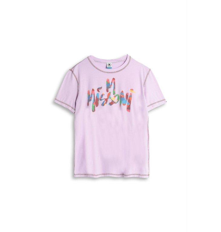 Missoni Missoni Lila Shirt 2DL00022