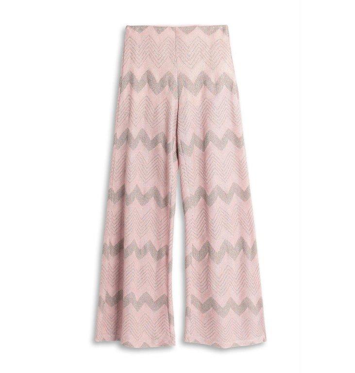 Missoni Missoni Pink Pantalon 2DI00122