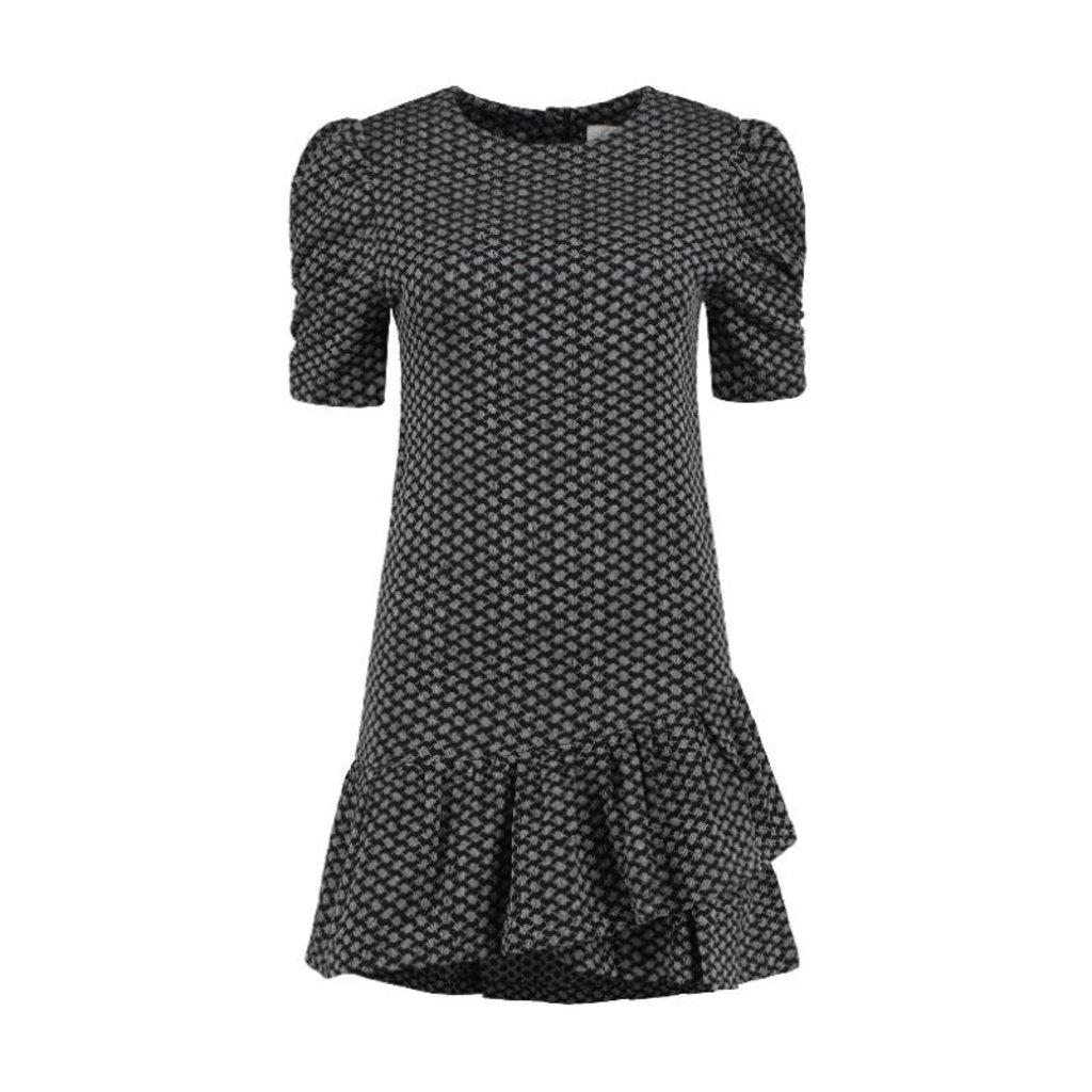 Rough Studios Dark Grey Susie Dress D207SS